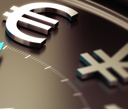 Euro Investment Concept